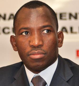 Gilbert Bawara, Ministre Togolais de l'Administration territoriale