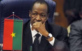 Blaise Compaoré, ancien Chef de l'Etat Burkinabé