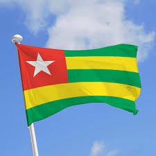 Le drapeau togolais